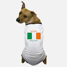 Derry Ireland Dog T-Shirt