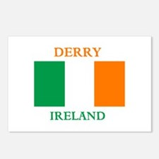 Derry Ireland Postcards (Package of 8)