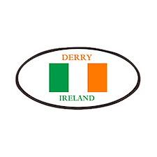 Derry Ireland Patches