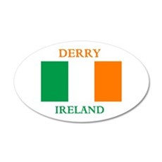 Derry Ireland Wall Decal
