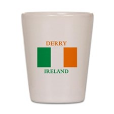 Derry Ireland Shot Glass