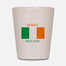 Derry Ireland Shot Glass