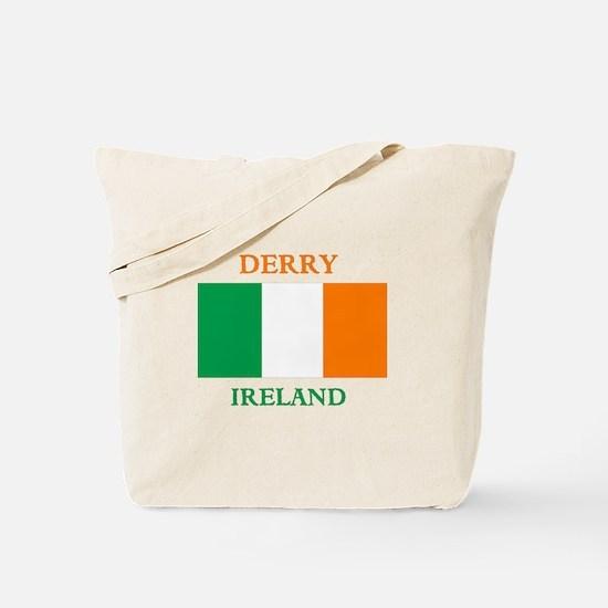 Derry Ireland Tote Bag