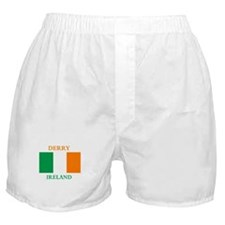 Derry Ireland Boxer Shorts
