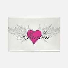 My Sweet Angel Jaylen Rectangle Magnet