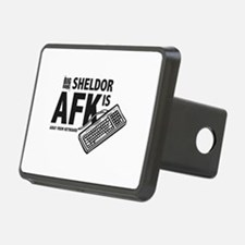 Sheldor is AFK Hitch Cover