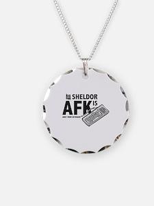 Sheldor is AFK Necklace