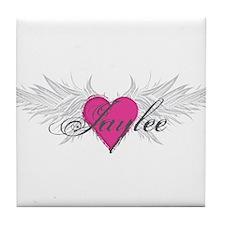 My Sweet Angel Jaylee Tile Coaster