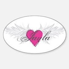 My Sweet Angel Jayla Sticker (Oval)