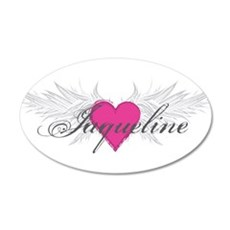 My Sweet Angel Jaqueline Wall Decal