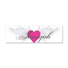 My Sweet Angel Janiyah Car Magnet 10 x 3