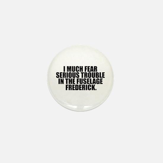 Fuselage Frederick Mini Button