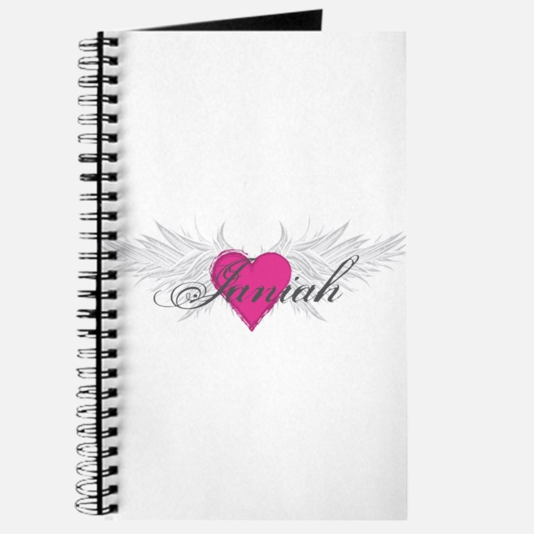 My Sweet Angel Janiah Journal