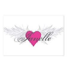 My Sweet Angel Janelle Postcards (Package of 8)