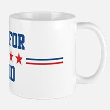 Vote for DARIO Mug