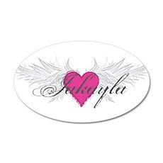 My Sweet Angel Jakayla Wall Decal