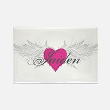 My Sweet Angel Jaiden Rectangle Magnet