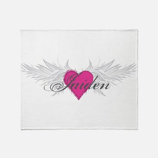My Sweet Angel Jaiden Throw Blanket