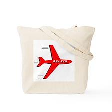 Fuselage Frederick Belkin Airlines Tote Bag