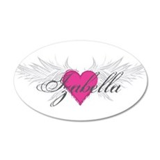 My Sweet Angel Izabella Wall Decal