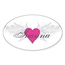 My Sweet Angel Ivanna Decal