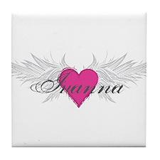 My Sweet Angel Ivanna Tile Coaster