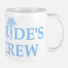 Bouquet Bride's Crew Mug