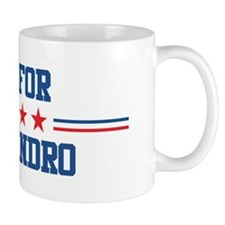 Vote for ALESSANDRO Mug