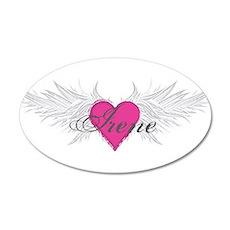 My Sweet Angel Irene Wall Decal