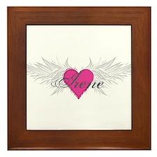 My Sweet Angel Irene Framed Tile
