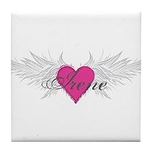 My Sweet Angel Irene Tile Coaster