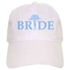 Bouquet Bride Baseball Cap