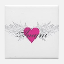 My Sweet Angel Imani Tile Coaster