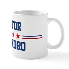 Vote for ALEJANDRO Mug