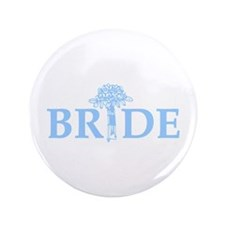 "Bouquet Bride 3.5"" Button"