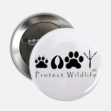 Protect Wildlife Button