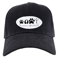 Protect Wildlife Baseball Hat