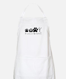 Protect Wildlife BBQ Apron