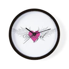 My Sweet Angel Hazel Wall Clock