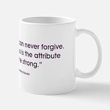 The Weak Mug