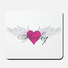 My Sweet Angel Harley Mousepad