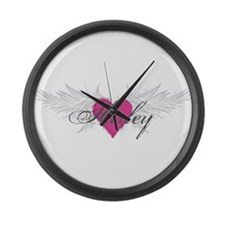 My Sweet Angel Harley Large Wall Clock