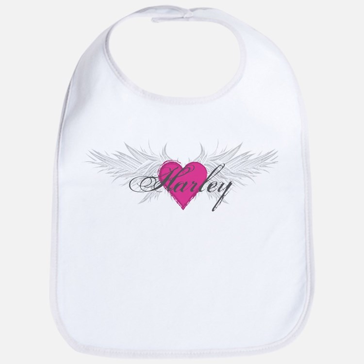 My Sweet Angel Harley Bib