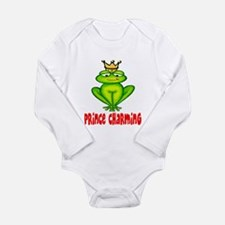 Prince Charming Froggy Body Suit
