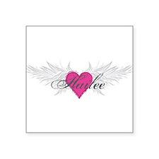 "My Sweet Angel Hailee Square Sticker 3"" x 3"""