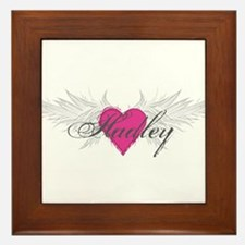 My Sweet Angel Hadley Framed Tile