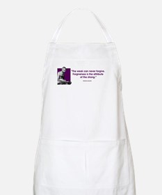 The Weak BBQ Apron
