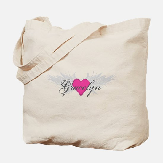 My Sweet Angel Gracelyn Tote Bag