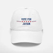 Vote for JAVION Baseball Baseball Cap