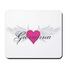 My Sweet Angel Giovanna Mousepad